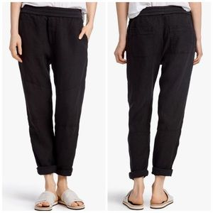 James Perse Patche d Pull On Line Pants Joggers M